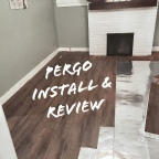 Pergo Floor Install
